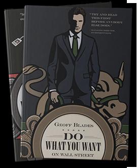 Geoff Blades Books