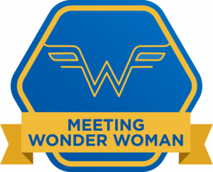Meeting Wonder Woman